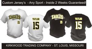 Kirkwood Trading Company custom T-shirts St. Louis