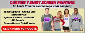 Kirkwood Trading Company custom t-shirt screenprinting
