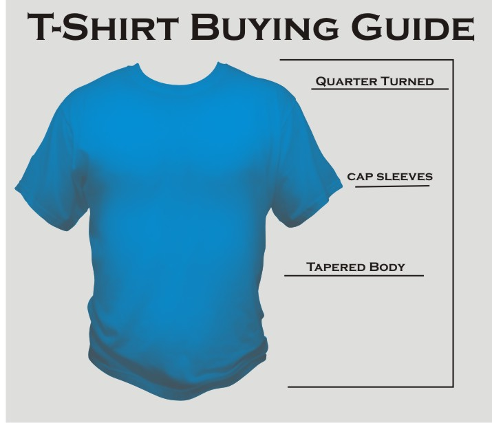 T shirt buying guide image kirkwood trading company for T shirt printing local area