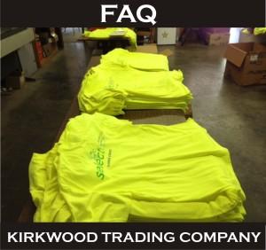 Kirkwood Trading Company FAQ
