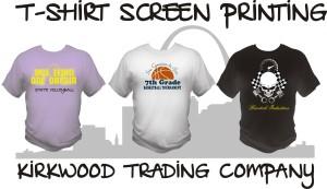 T-shirt Screen Printing in St. Louis