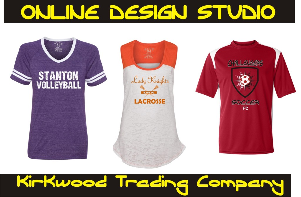 Custom t shirt blog kirkwood trading company for Customize your t shirt online