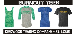 custom printed burnout t-shirts