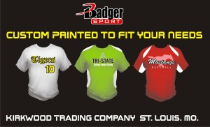 custom badger Sports Shirts