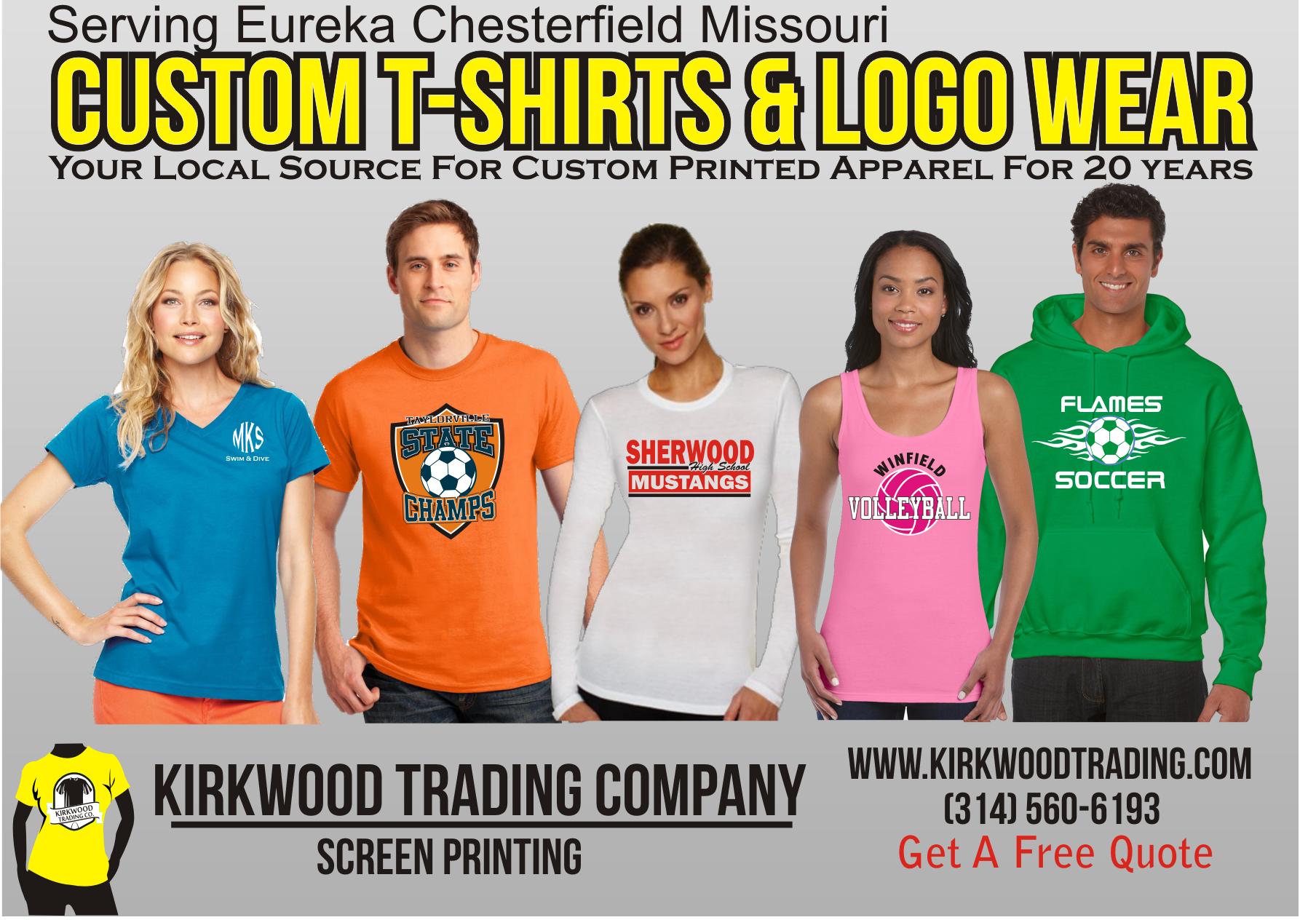 Local Custom T Shirt Printing | Is Shirt