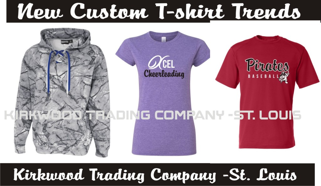 Kirkwood Trading Company t shirt trends