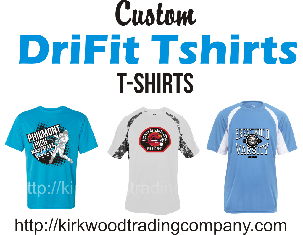 Custom dri fit tshirts in st louis kirkwood trading co for Custom dri fit t shirts