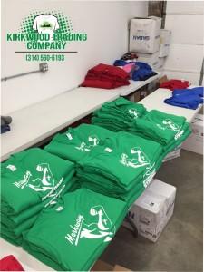 raising money with custom t-shirts
