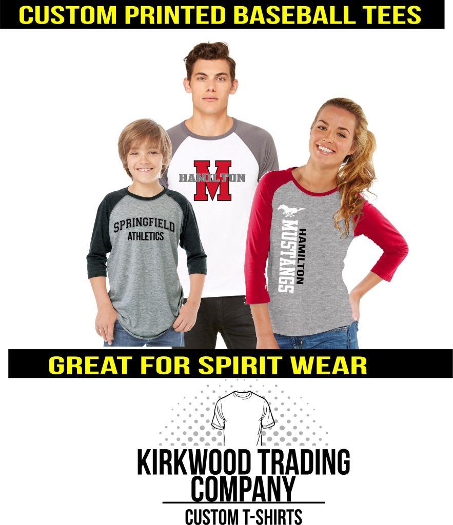 Kirkwood Trading Company spirit wear