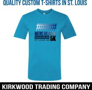 Quality custom t-shirts in St. Louis