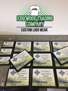 custom plaques Saint Louis
