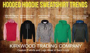 hooded sweatshirt trends