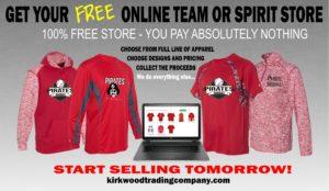 Free Online Team Store