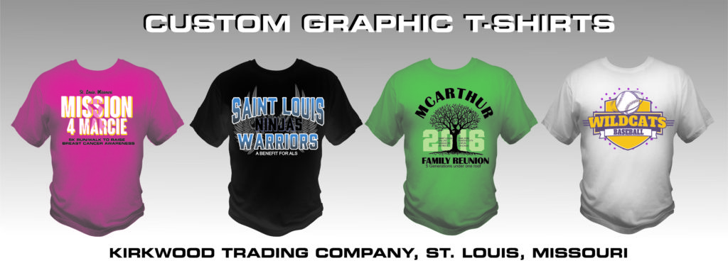 custom graphic t shirt printing