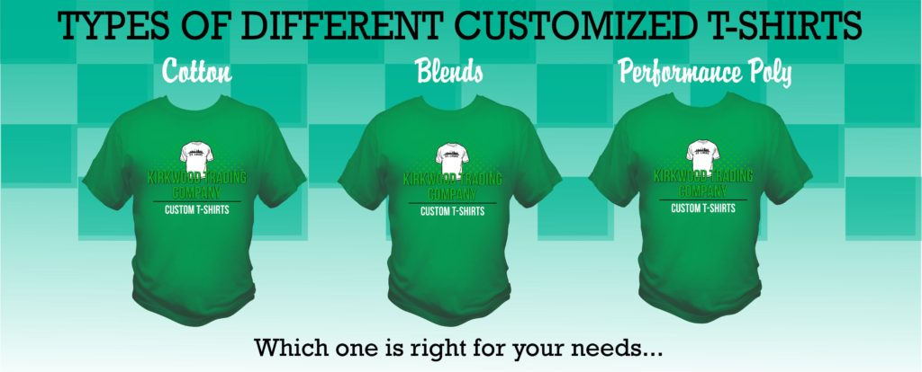 choosing the right custom tshirt