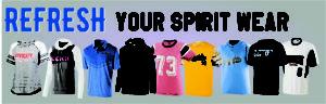 Refresh your spirit wear