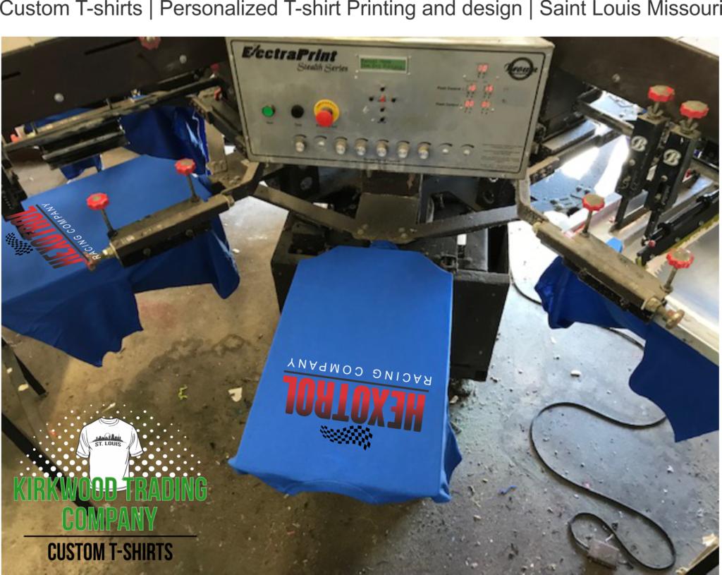 custom t-shirts printing