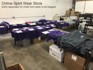 Free online t-shirt store printed orders