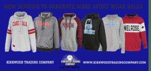 Best selling Spirit Wear Hoodies