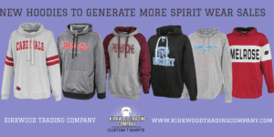 Best selling Spirit Wear Hoodies