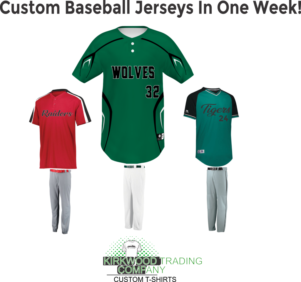 custom baseball jerseys fast