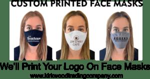 Local St. Louis custom face masks