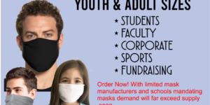custom face masks for schools