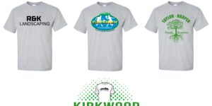 Kirkwood Trading Company St. Louis t-shirt screen printing
